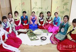 游學夏令營讓我們感受韓國色彩